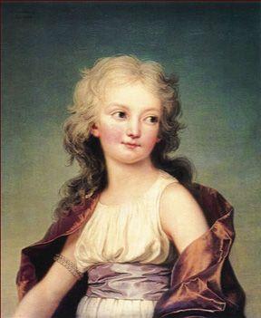 Madame Royale 6 ans - Marie-Thérèse de France (1778-1851) — Wikipédia…