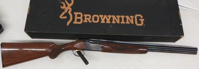 Pin by Savanna Rose on Guns | Browning citori, Brown, Shotgun