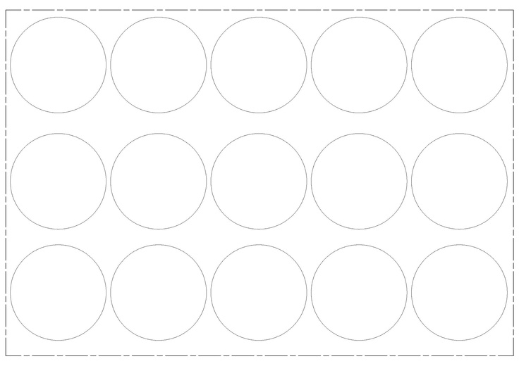 Wheels Template For A Train Party Free Printables