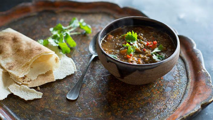 Vegetable and lentil soup recipe : SBS Food. Listen to the audio recipe.
