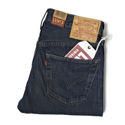 LVC-Levis-Vintage-Clothing-1947-501-Jeans-West-Selvedge-Blue-Jeans-RRP-220