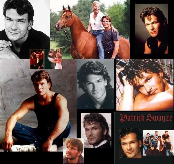 The Outsiders, Red Dawn, North and South, Dirty Dancing, Road House, Next of Kin, Ghost and Too Wong Foo...my favorite Patrick Swayze movies days-gone-by