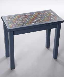 DIY Bottle-Cap Table