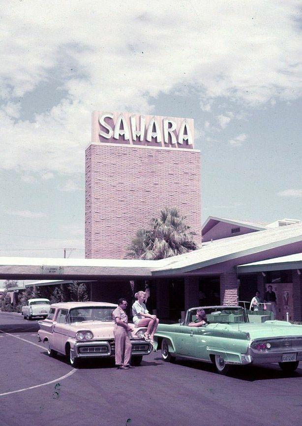 703 best Vintage Vegas images on Pinterest | Las vegas nevada ...