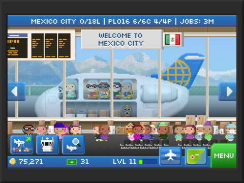 Have you played Pocket Planes yet? :)App Reviews, Favorite Games, June 2012, Puzzles Games, App Stores, Fun, Ipad App, Android Games, Pocket Planes
