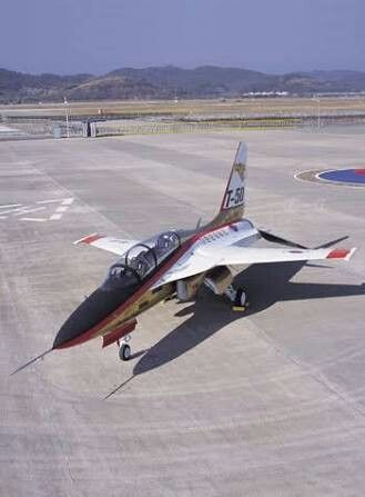 KAI T~50 Golden Eagle