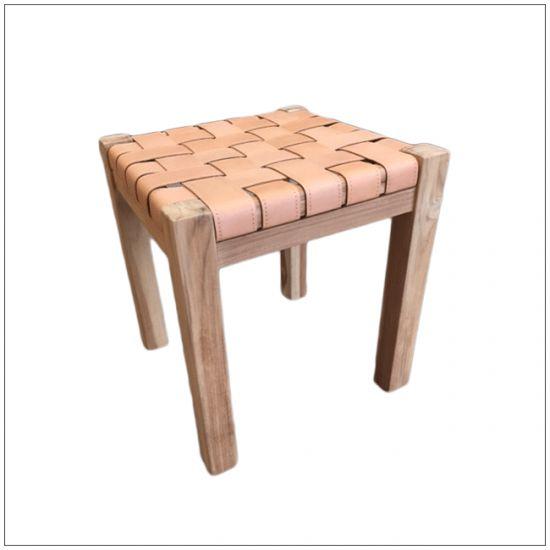 Code & Shape Seat taburet / stool by Encoded
