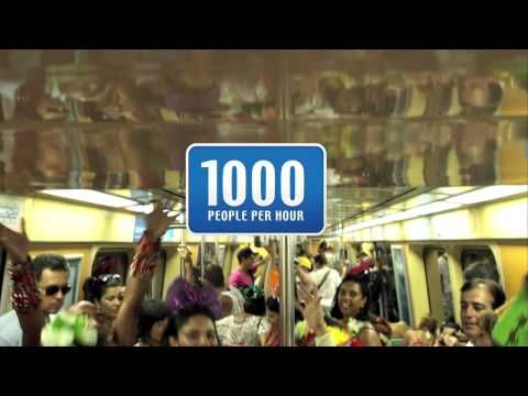 The Beer Turnstile Antarctica AlmapBBDO - YouTube