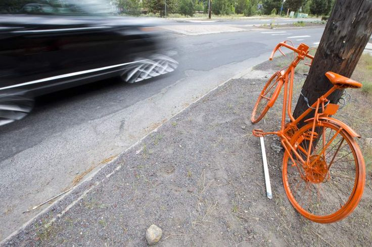 A marketing ploy for a fitness gym coming to Bend is causing concern and confusion among locals who think they're viewing a tribute to victims of gun violence or fatal bicycle accidents.Orangetheory Fitness, a national fitness chain scheduled to open this fall in the Old Mill District, has cluttered the city with spray-painted orange bicycles, locked to power poles and signs along well-traveled streets. Fitness News.