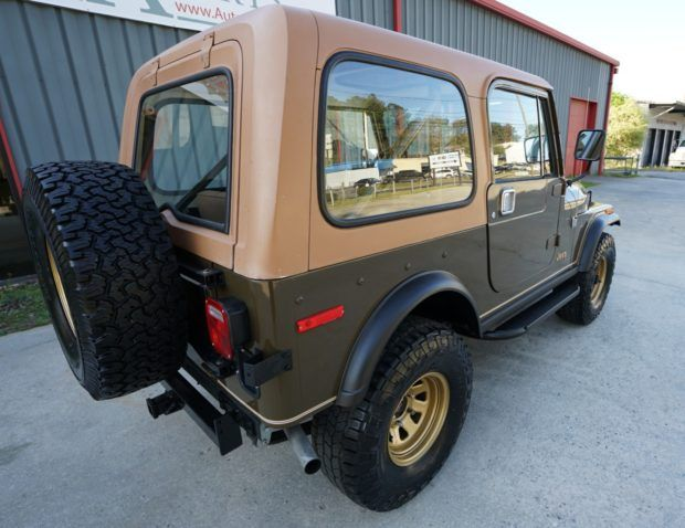 1977 Jeep Cj 7 Golden Eagle En 2020
