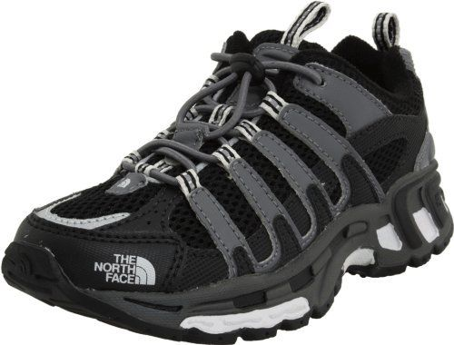 North Face Betasso Youth Kids Boys Size 3.5 Gray Synthetic Trail Running  Shoes The North Face