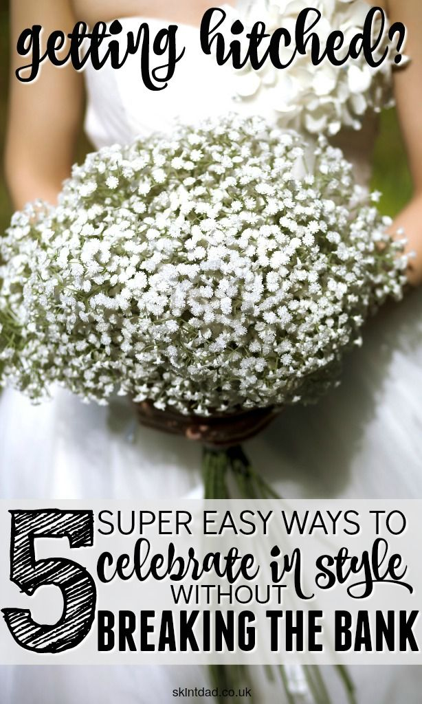 Your wedding day is supposed to be the most memorable day of your life, but for many couples, the huge outlay it often involves can sometimes mean it is remembered for all the wrong reasons. Here are a handful of tips on how to ensure your special occasion is the talk of the town without being a blight on your bank account.
