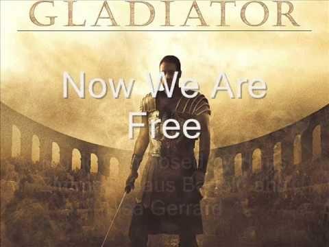 "Gladiator Soundtrack ""Elysium"", ""Honor Him"", ""Now We Are Free"""
