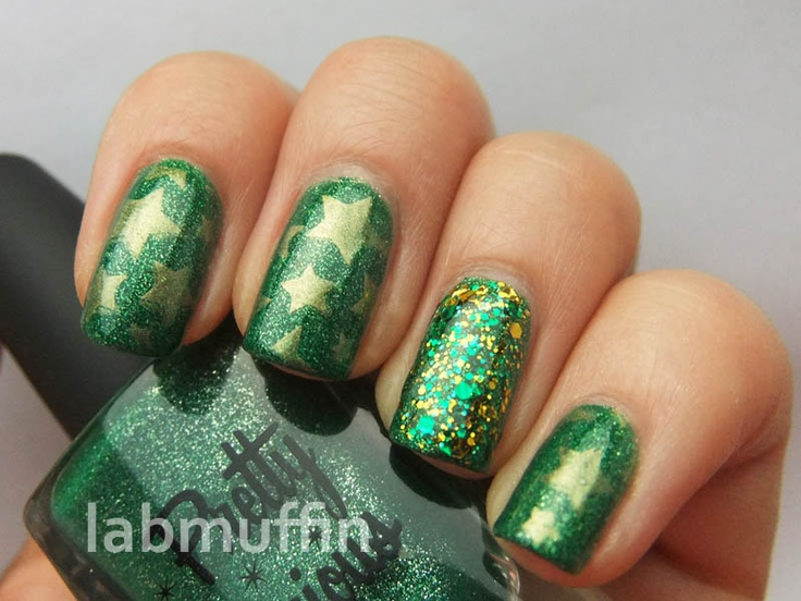 Polish or Perish: Australia Day nail art, and some reflections on racism in Australia