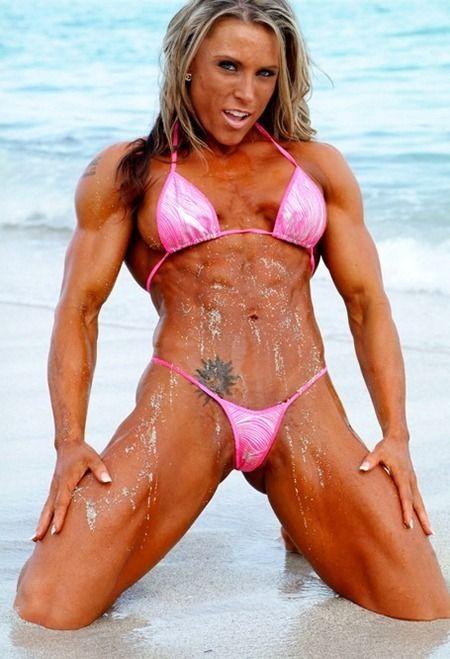 Muscle Babe Pornpics 35