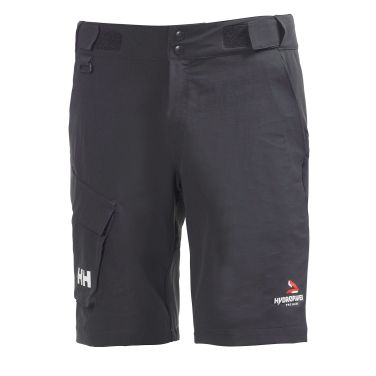 HP QD shorts. Our most popular quick-dry, technical sailing shorts for men. These lightweight shorts protect against spray, wind, and sun, making them perfect for all your boating activities. They feature clever cargo pockets and critical point reinforcements for improved durability.