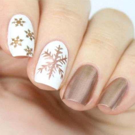 christmas nail art  ideas 2017 -18 #nails #christmasnails #nailart
