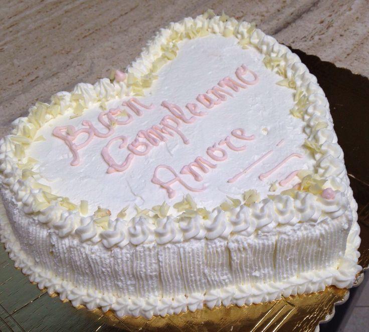 La mia torta di compleanno !!