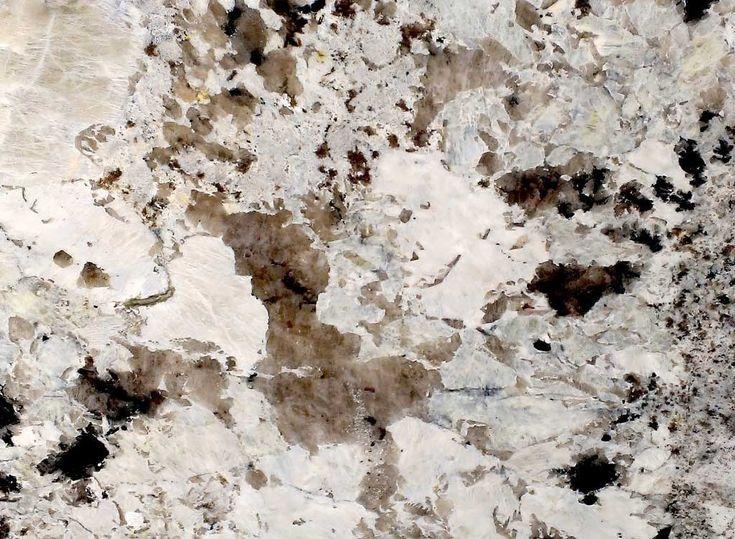 Alaska-White-Granite-Detail