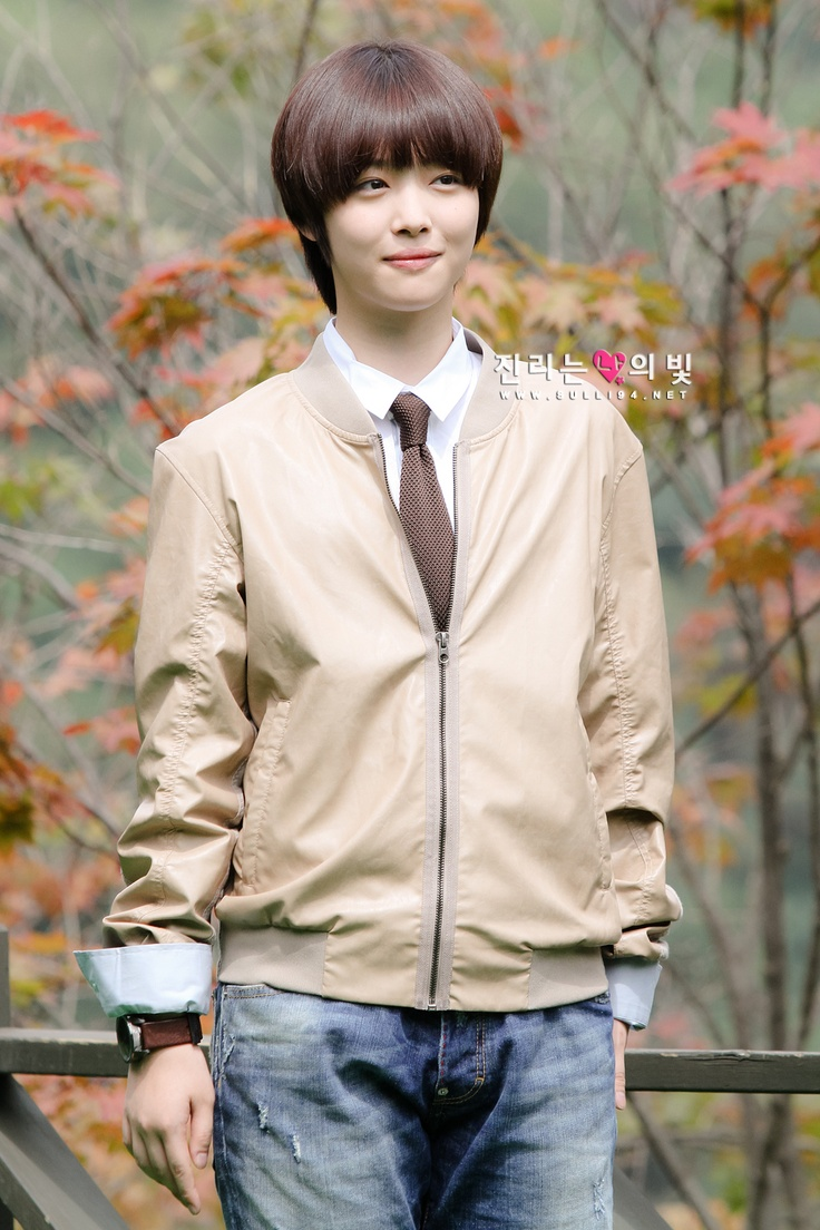 Sulli (f(x)) on the set To the beautiful you | ♥ F(x ... F(x) Sulli To The Beautiful You