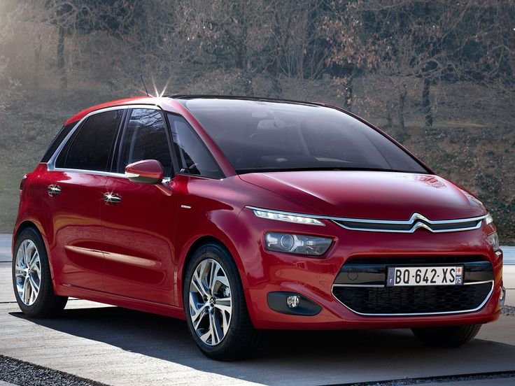 Citroen C4 II Picasso 1.6 BlueHDi (100 Hp) - Technical specifications and fuel consumption