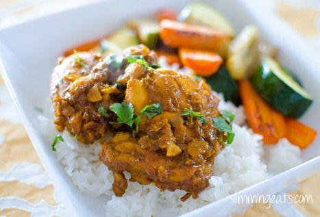Lemon Chilli Chicken | Slimming Eats - Slimming World Recipes