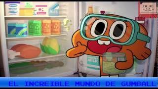 El Increible Mundo de Gumball La Pelicula - YouTube