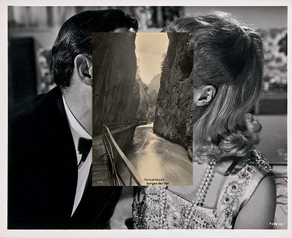 The Uncanny Collages of John Stezaker