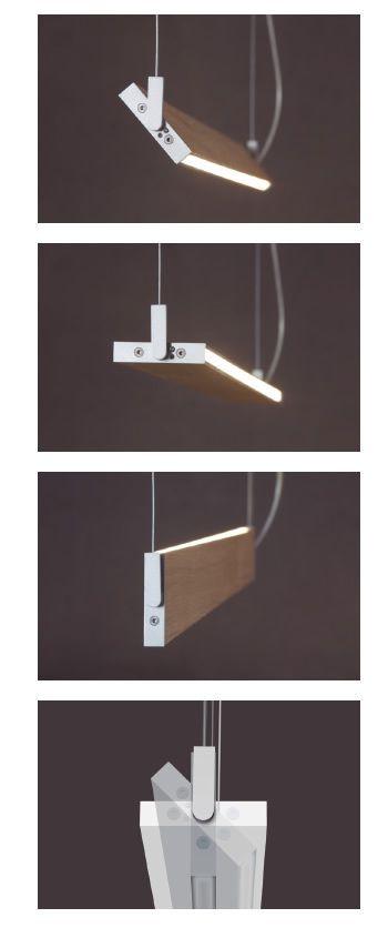 Lampara colgante Manolo LED 20w madera natural de Ole                                                                                                                                                                                 Más