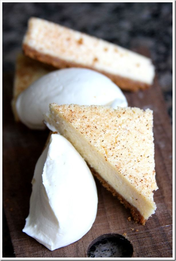 about Cheesecakes on Pinterest | Carrot cake cheesecake, Cheesecake ...