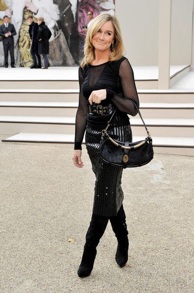 Angela Ahrendts. CEO, Burberry Group