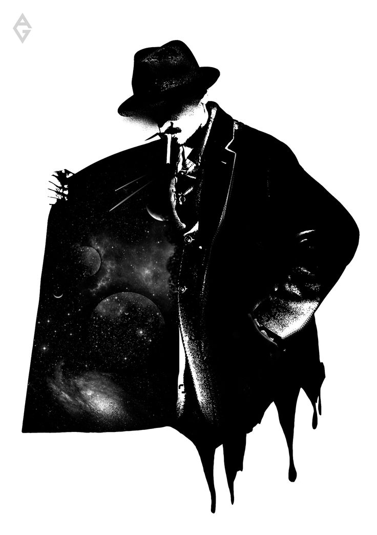 The Man who stole the Universe