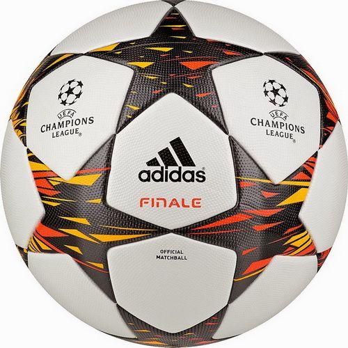 Adidas Finale 2014/15 UEFA Champions League Ball Lanzamiento