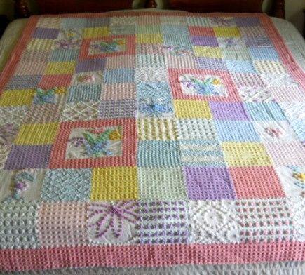 Best 25+ Chenille quilt ideas on Pinterest   Chenille blanket, Rag ... : chenille quilts - Adamdwight.com