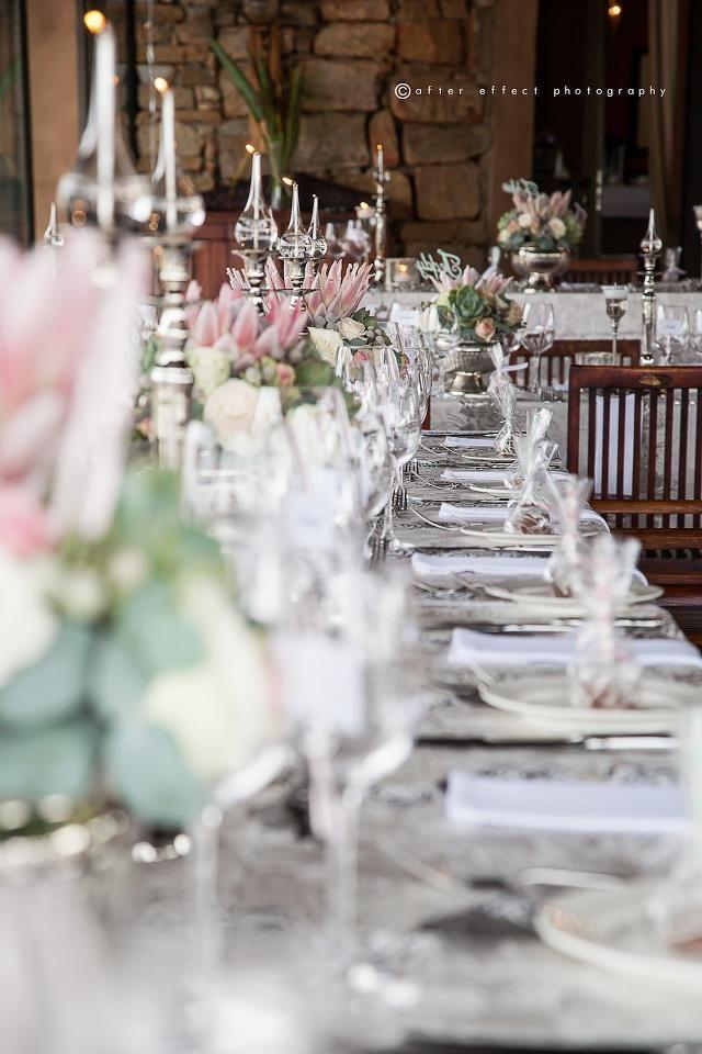 Wedding Reception at Pumba Private Game Resere , SA