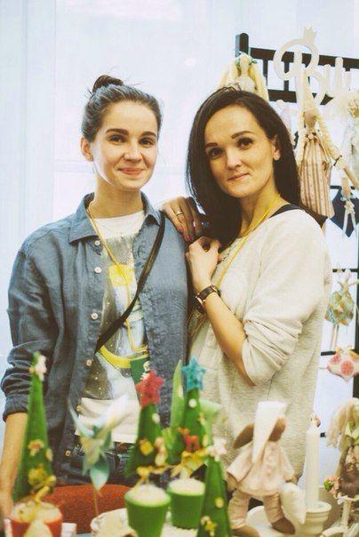 Яна и Юля  Мастера handmade