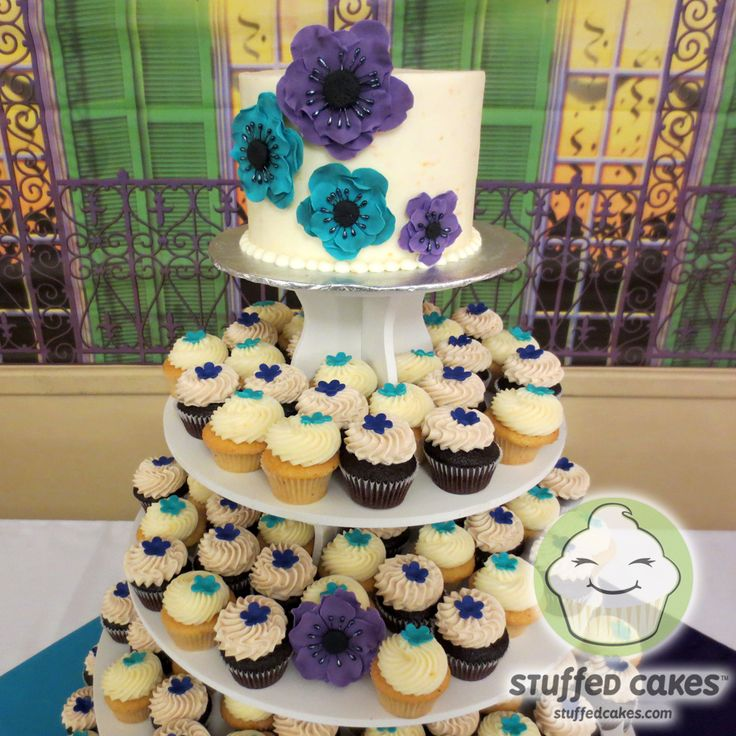 purple and teal wedding cake best 25 purple teal weddings ideas on blue 18877