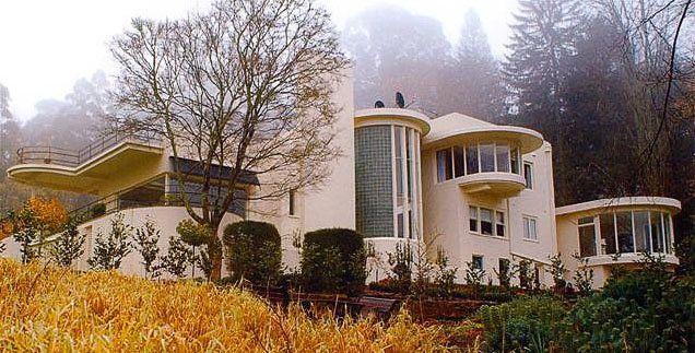 Art Deco home Melbourne, Australia