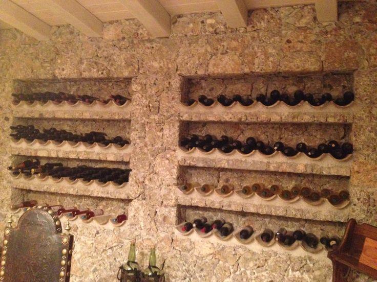 Cave de Chateau Harlaftis