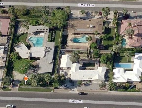 palm spring home of frank sinatra | Frank Sinatra House: Twin Palms — By E. Stewart Williams | Faustian ...