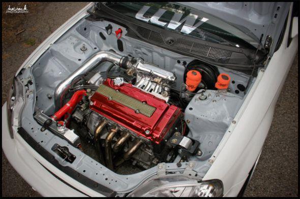 B-Series EK Engine Swap Guide via BC Garage | 96 Civic Wish List | Pinterest | Engine swap and ...