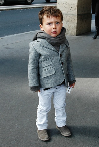 kids fashion, boys fashion, jacket, scarf