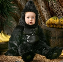 Baby Monkey Costume: Cute & Adorable Baby Monkey Costumes. Halloween Baby: Cute And Adorable Halloween Baby Costumes. Dress Your Precious Baby Up In These Adorable Halloween Baby Costumes at http://CostumesIdeasForHalloween.com
