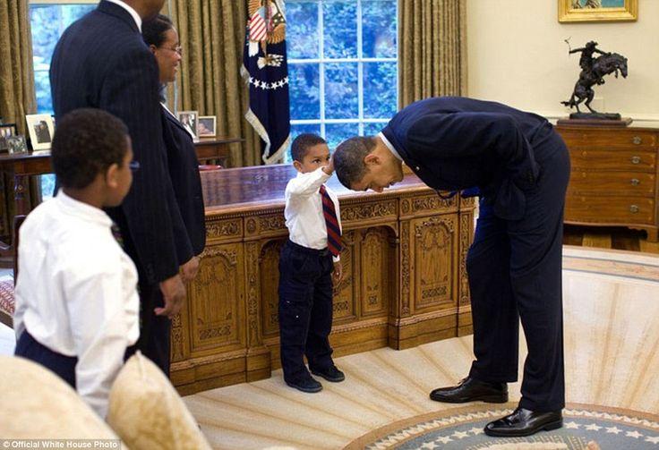 Barack Obama w obiektywie fotografa Białego Domu - Wiadomości
