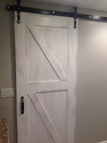 43 Best Images About Custom Barn Doors On Pinterest
