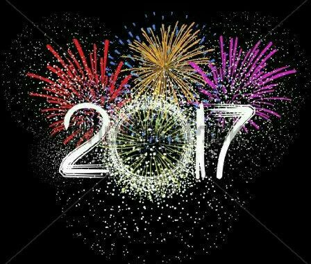 ♡☆ Happy New Year 2017 ☆♡