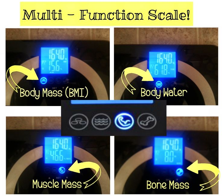Surpahs Multifunction Digital Scale (Weight, BMI, Water, Muscle & Bone Mass) + Step-On Portable Scale Reviews!
