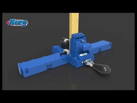 Kreg Jig K5 Joinery System: New Features