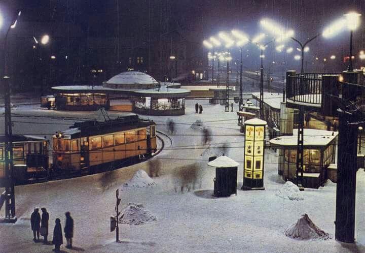 1960. Moszkva tér (Széll Kálmán tér)