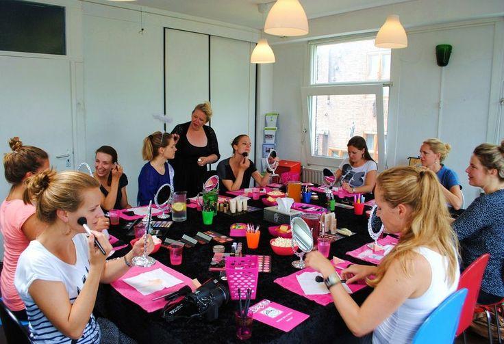 Makeupboost Makeup Party http://www.makeupboost.nl